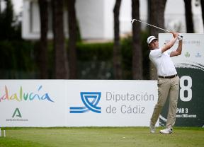 Alfredo García Heredia le lanza la caña al Andalucía Challenge de Cádiz