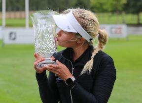 Gabrielle Macdonald gana el Allerum Open en el desempate