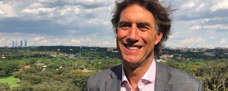 Gerard Tsobanian: 'Traemos al golf 19 años de experiencia en el tenis'
