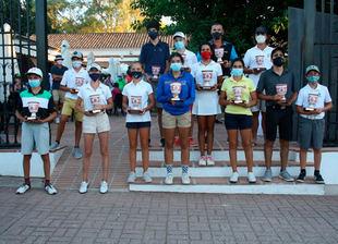 Lauro Golf corona a los campeones de 2ª, 3ª y 4ª categoría 2020