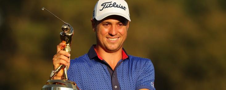 Justin Thomas suma su décimo cuarto título en el PGA Tour