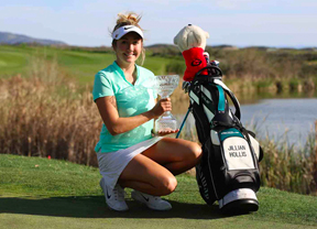 Jillian Hollis se impone en el IOA Championship