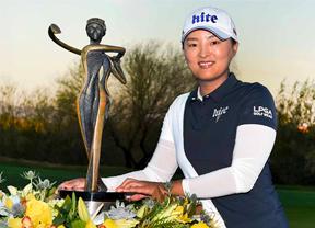 Jin Young Ko priva a Carlota Ciganda de su tercer título en el LPGA