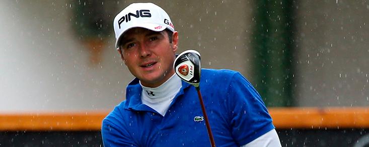 Julien Quesne lidera el recuperado Northern Ireland Open