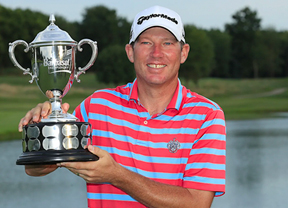 Jim Herman gana por un golpe y suma su segundo título en el PGA Tour