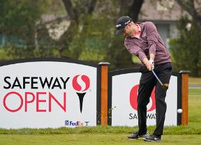 El escocés Russell Knox (-9) toma las riendas de el Safeway Open