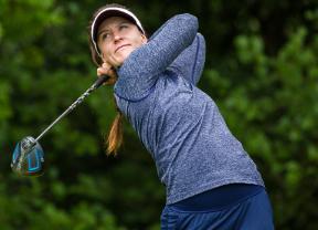 El GolfUppsala Open sigue siendo territorio de las amateurs