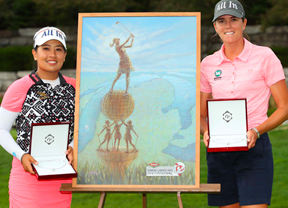 Clanton y Suwannapura se imponen en el Dow Great Lakes Bay Invitational