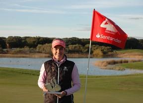 Luna Sobrón sigue sumando en el Letas y ya tiene cinco Santander Tour