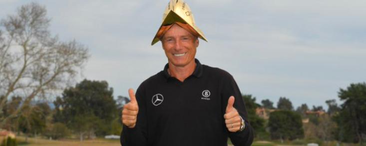 Bernhard Langer gana el Cologuard Classic