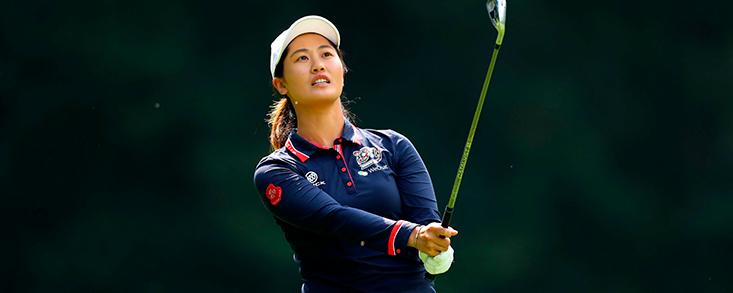 Xiyu Lin lidera el HSBC Women's World Championship por un golpe