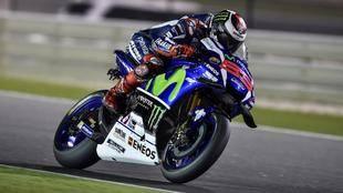 Lorenzo gana en Moto GP