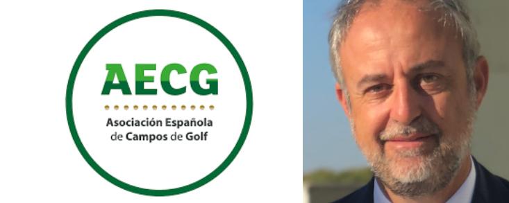 Luis Nigorra, nuevo presidente de la Asociación Española de Campos de Golf