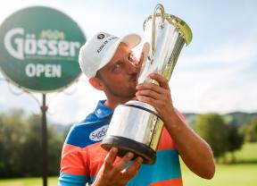 Lukas Nemecz se lleva la victoria en el Gosser Open