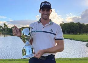 Brandon Matthew gana el Puerto Plata Open