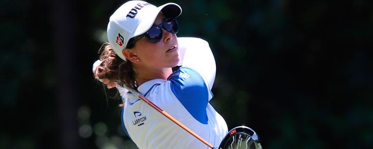 Nuria Iturrios, invitada a jugar el Women´s PGA Championship
