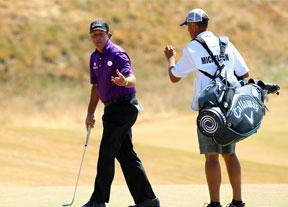 Prueba de fuego para el Open Championship en el Gullane Golf Club