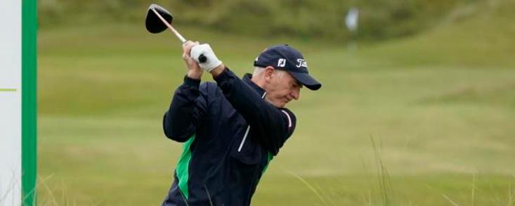 Phillip Price destaca en el Irish Legends donde es líder en solitario