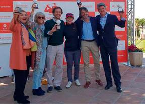 Nuria Iturrios y su equipo se alzan con la victoria en el Pro-Am de Málaga