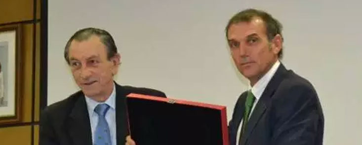 Reconocimiento de la Real Federación Andaluza de Golf a Benahavís