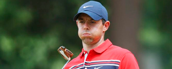 McIlroy y Cantlay, únicos movimientos en el top-ten mundial