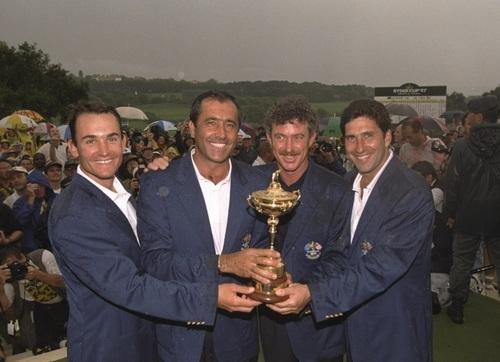 22 años de la histórica victoria europea en Valderrama