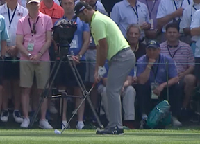 Jon Rahm (-3) gana a Tiger Woods (-2)