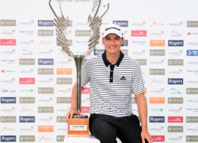 Rasmus Højgaard gana el Afrasia Bank Mauritius Open tras un play-off a tres
