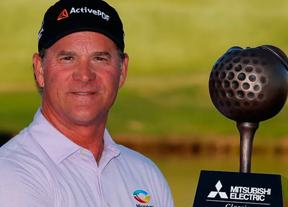 Scott McCarron consigue su noveno triunfo en el PGA Campions Tour