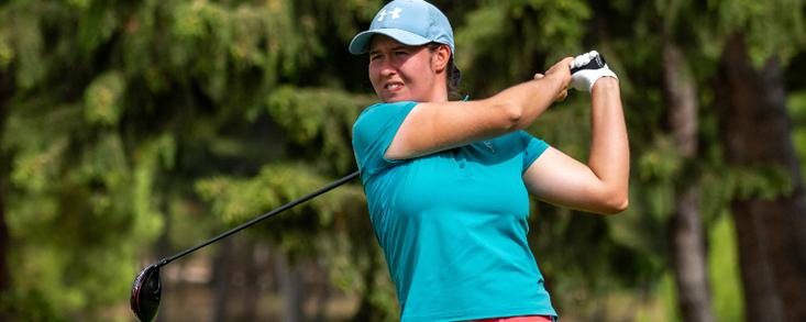 Nina Pegova logra su segundo título en el LETAS