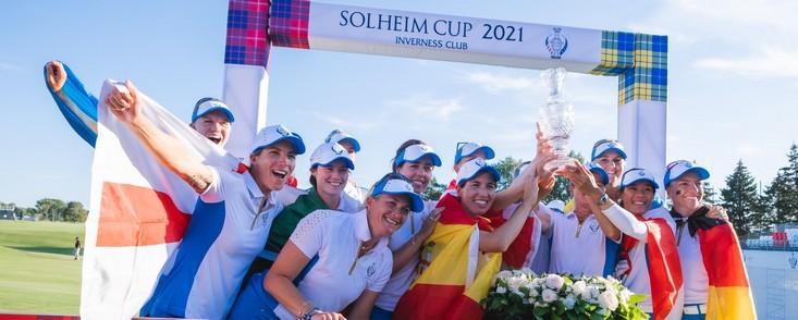 Comienza la cuenta atrás para la Solheim Cup de Finca Cortesín 2023