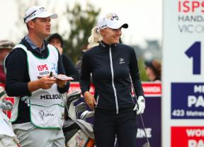 Madelen Sagstrom y Haeji Kang comparten el liderato en Australia