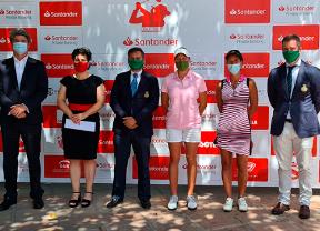 Presentada la primera prueba del Santander Golf Tour que comienza mañana en Málaga