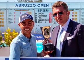 Sebastián García Rodríguez (-16) se impone en el Abruzzo Open
