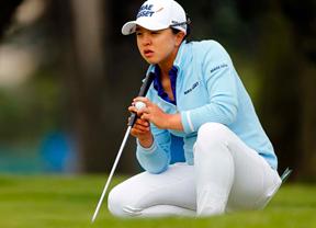Sei Young Kim se escapa del pelotón para liderar el LPGA Mediheal Championship