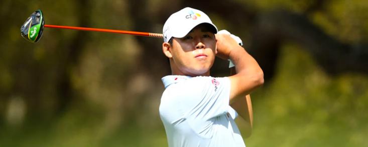 Si Woo Kim (-6) comienza liderando el Valero Texas Open