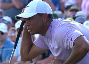 Tiger Woods afianza sus opciones