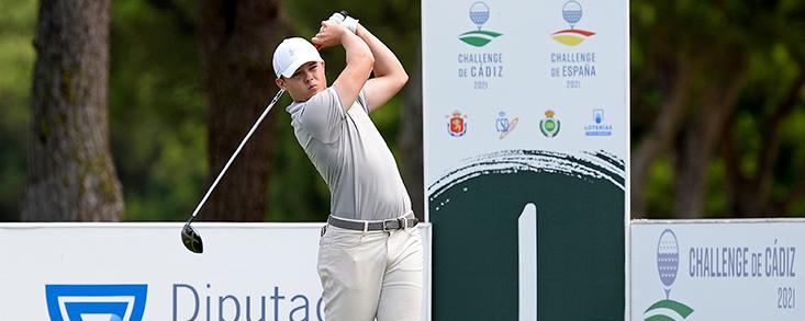 Kristof Ulenaers no ceja en su empeño y se mantiene como líder del Challenge de Cádiz a falta de una jornada para concluir el torneo