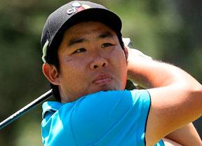 Byeong Hun An sigue manteniendo el liderato con -17 a falta de 18 hoyos