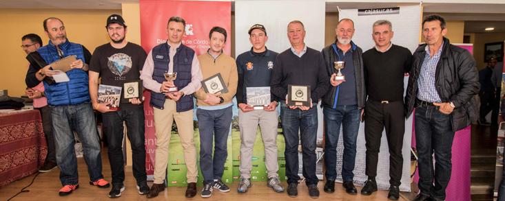 Carlos Menor se impone en el V 'Córdoba Golf Experience'