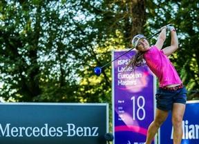 Nuria Iturrios se va a Estados Unidos con la LPGA en la cabeza
