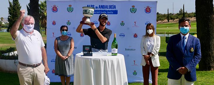 Lucas Vacarisas se alza con el Alps de Andalucía con gran brillantez