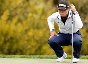 Yuka Saso lidera la clasificación con seis bajo par y un golpe de ventaja