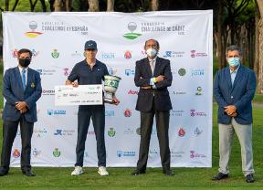 Emocionante victoria de Pep Anglés en el Andalucía Challenge de Cádiz