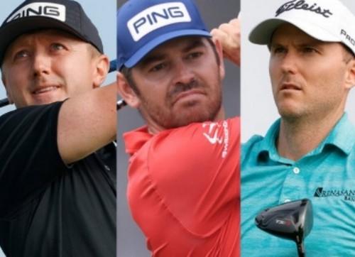 Hughes, Oosthuizen y Henley, colideres con -5