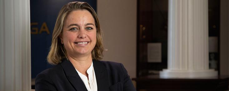 Alexandra Armas, confirmada como CEO del LET
