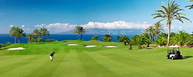 Abama Golf mejor resort de Europa por tercer año consecutivo