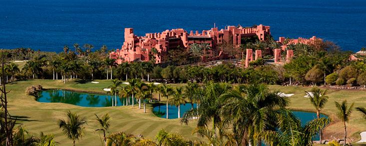 Abama Golf, entre los tres mejores Resorts de España