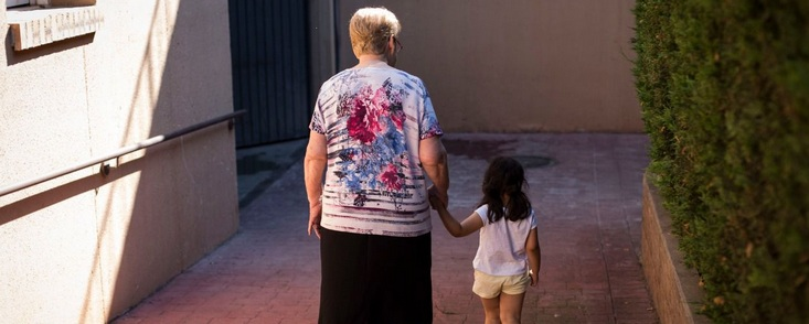 Toca salir: Hasta tres niños, una hora y con un adulto