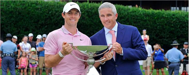 PGA Tour y European Tour dan un paso más hacia un circuito mundial